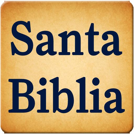 SANTA BIBLIA - Spanish Bible with Beautiful Color