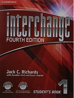Buy interchange level 1 workbook interchange fourth edition book interchange level 1 students book with self study dvd rom with class audio cds fandeluxe Gallery