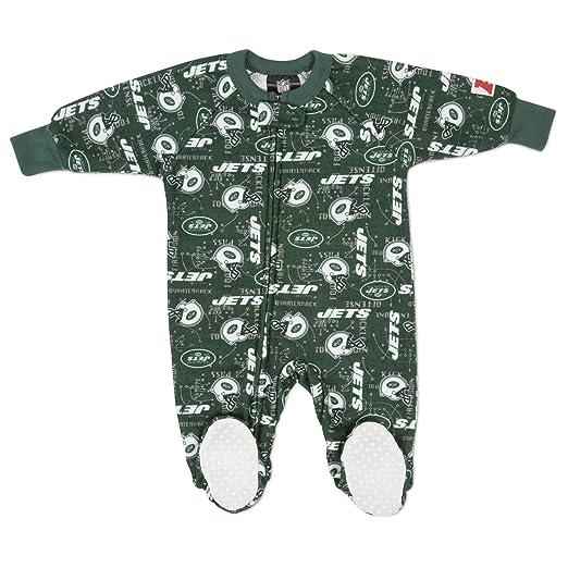 8b4195c7764 Amazon.com   NFL New York Jets Infant Toddler Blanket Sleeper