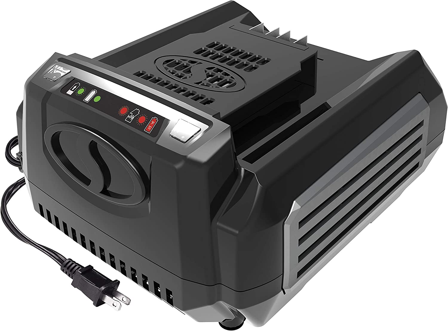 Sun Joe iON100V-RCH 100-Volt Rapid Charger for iON100V Series