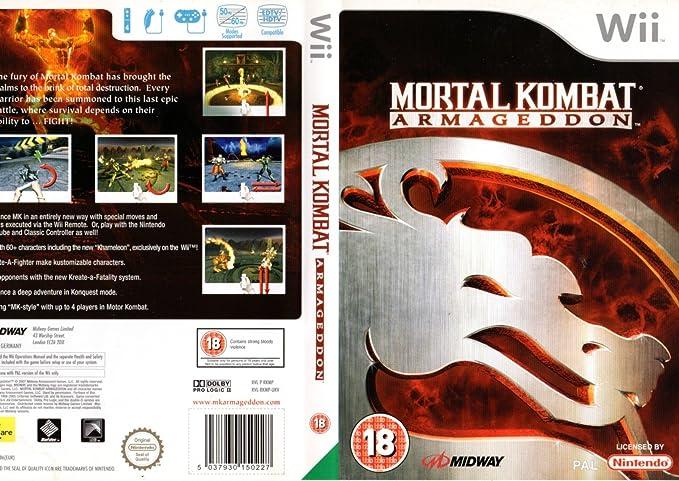 Mortal Kombat: Armageddon (Wii): Amazon in: Video Games