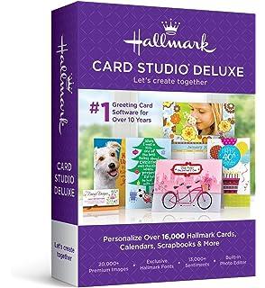Amazon art explosion christian greeting card factory 2000 2003 hallmark card studio 2016 deluxe m4hsunfo