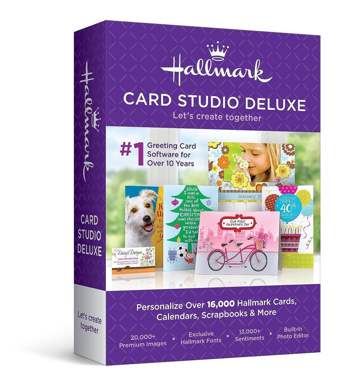 Amazon hallmark card studio 2016 deluxe kristyandbryce Images