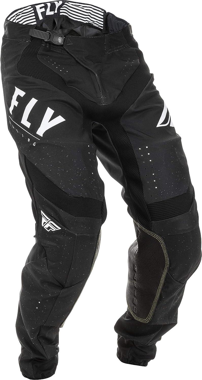 Mens 2XLarge 28 Waist Fly Racing 2020 Lite Hydrogen Black//White Motocross Adult Gear Set