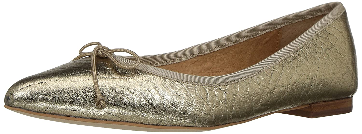 Opportunity Shoes - Corso Como Women's Recital Ballet Flat B06W9NWLLC 8 B(M) US|Platinum Lamb Metallic