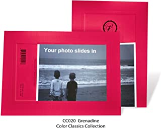 """product image for Photo Note Cards for 4"""" x 6"""" image 10 Pack with Envelopes ColorClassics (Grenadine)"""
