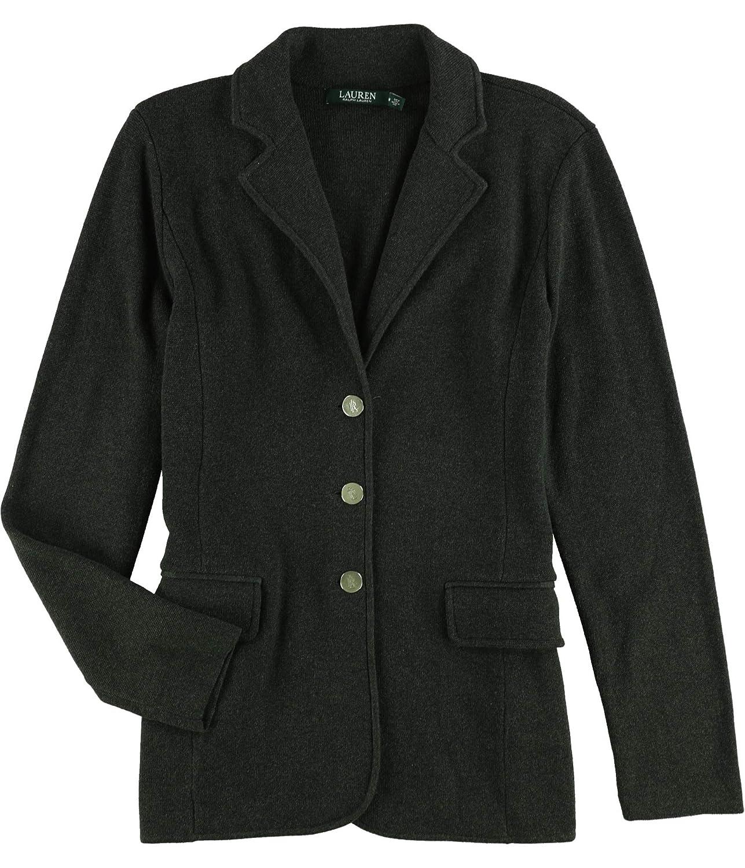 Ralph Lauren Womens SlimFit Jacket Drkgthtr 2Xl
