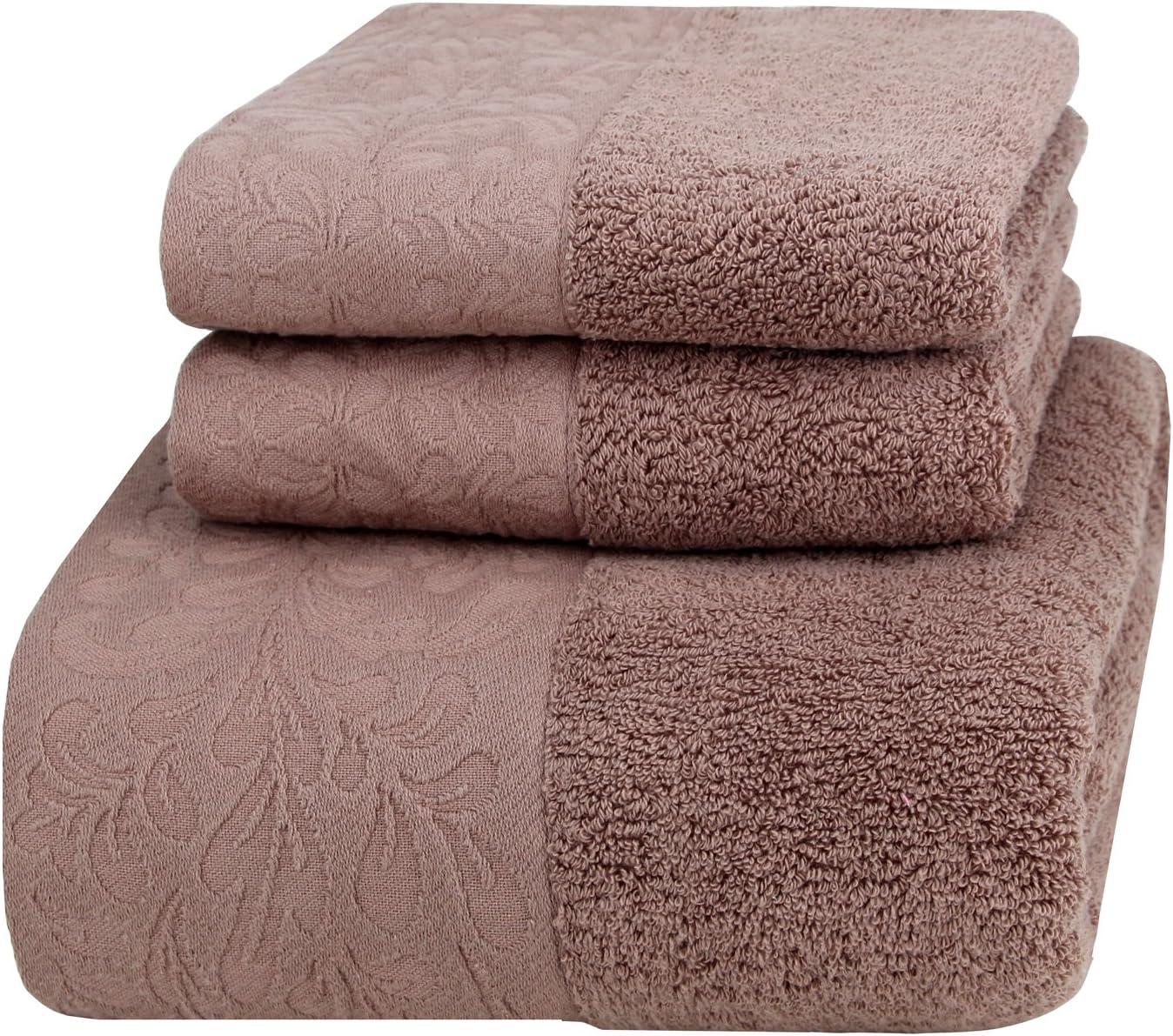 Asciugamano da bagno in 100/% cotone asciugamano da bagno da 100 x 150 cm, Mr. /& Mrs Nuomizi con massima morbidezza e assorbimento