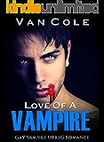 Love Of A Vampire: Gay Vampire MPREG Romance
