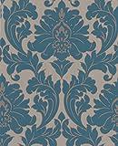 Graham & Brown 30-435 - Carta da parati in tosone Majestic, collezione Majestic