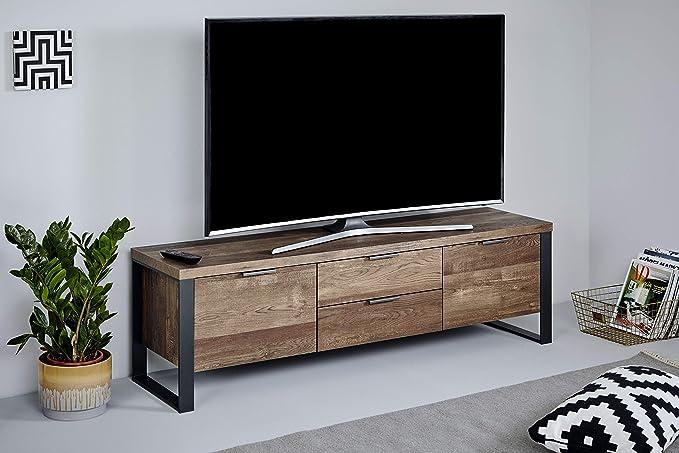 Marca Amazon - Movian Ems - Mueble moderno para TV de hasta 60