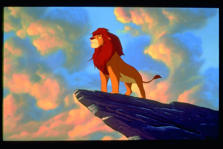 Amazon The Lion King FourDisc Diamond Edition Bluray 3D – Lion King Birthday Card