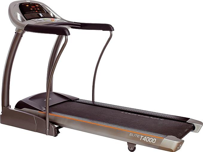 Cinta de correr Horizon fitness Elite-serie unidades, Elite T4000 ...