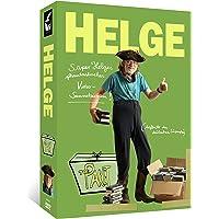 Helge Schneider - The Paket: Super Helges phantastisches Video-Sammelsurium (11 DVDs + 8 Postkarten + 2 Sticker) [Limited Edition]
