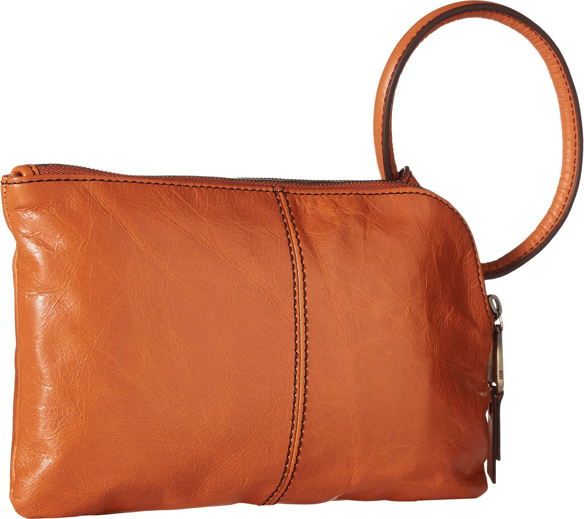Hobo Women's Leather Sable Wristlet Clutch Wallet (Dusty Coral) by HOBO (Image #2)
