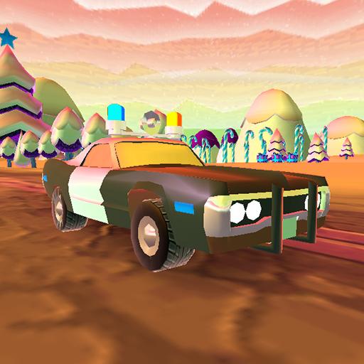 Cartoon Network City Halloween (Extreme:Cars Race Simulator)