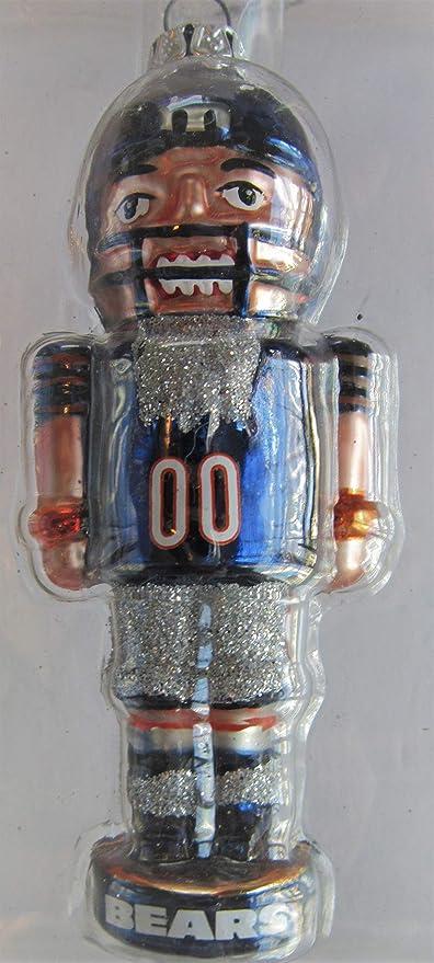 GSH Sports Chicago Bears Football Player Christmas Ornament - Amazon.com: GSH Sports Chicago Bears Football Player Christmas