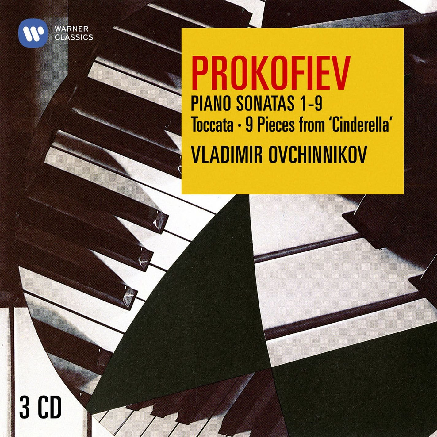 Prokofiev Sonates pour piano - Page 2 81MmkOy1BDL