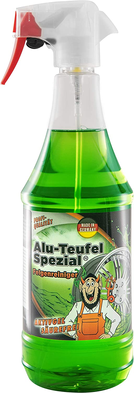 TUGA 5712088 Chemie Alu-Teufel Felgenreiniger Alu-Teufel Spezial - Tuga grün
