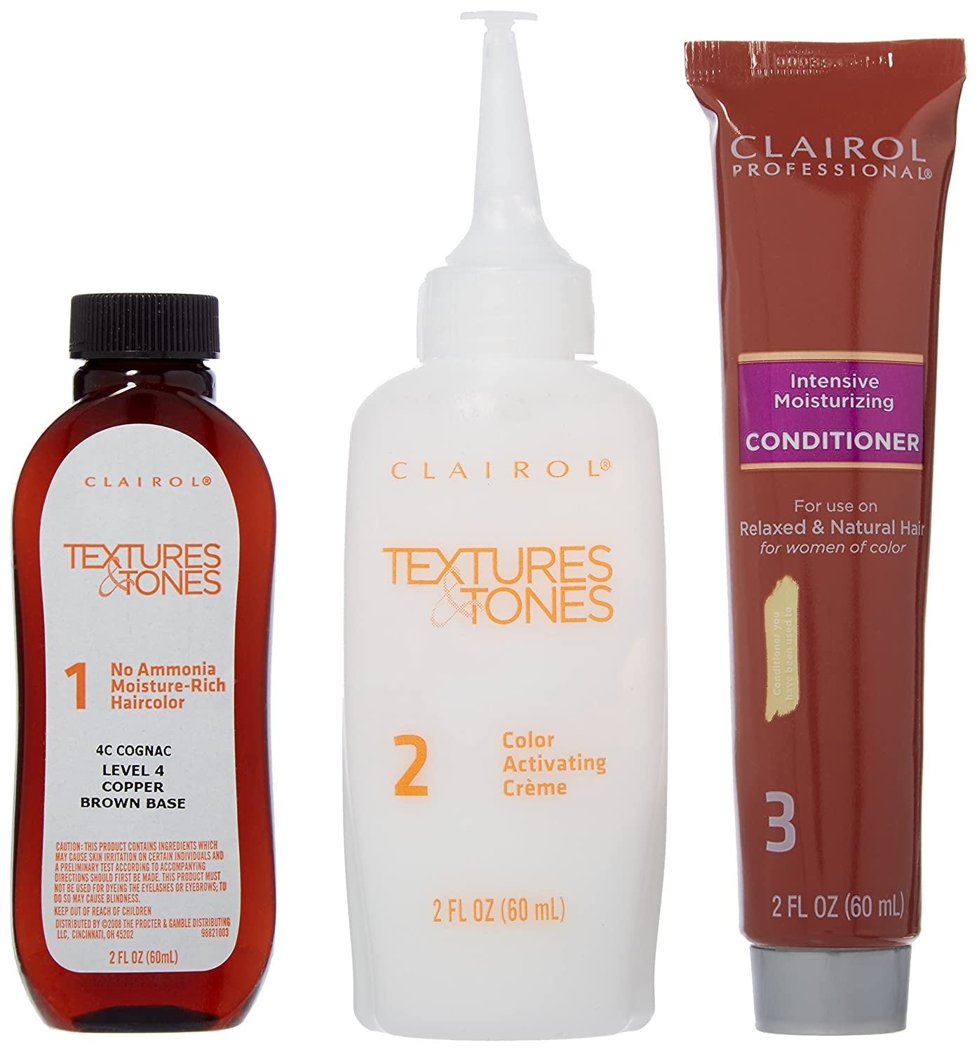 Mask with cognac tones the skin 30