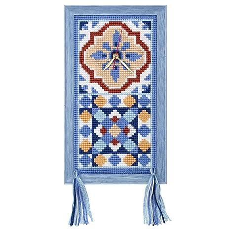 Collection dArt Cross-Stitch - Kit de punto de cruz (40 x