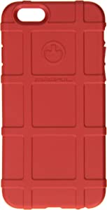 Magpul Carrying Case for Apple iPhone 6 - Retail Packaging - Red