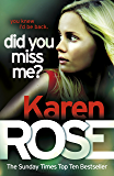 Did You Miss Me? (The Baltimore Series Book 3)