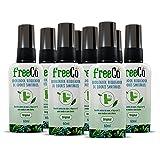 Kit 12x60ml Freecô Bloqueador de Odores Sanitários, Freeco