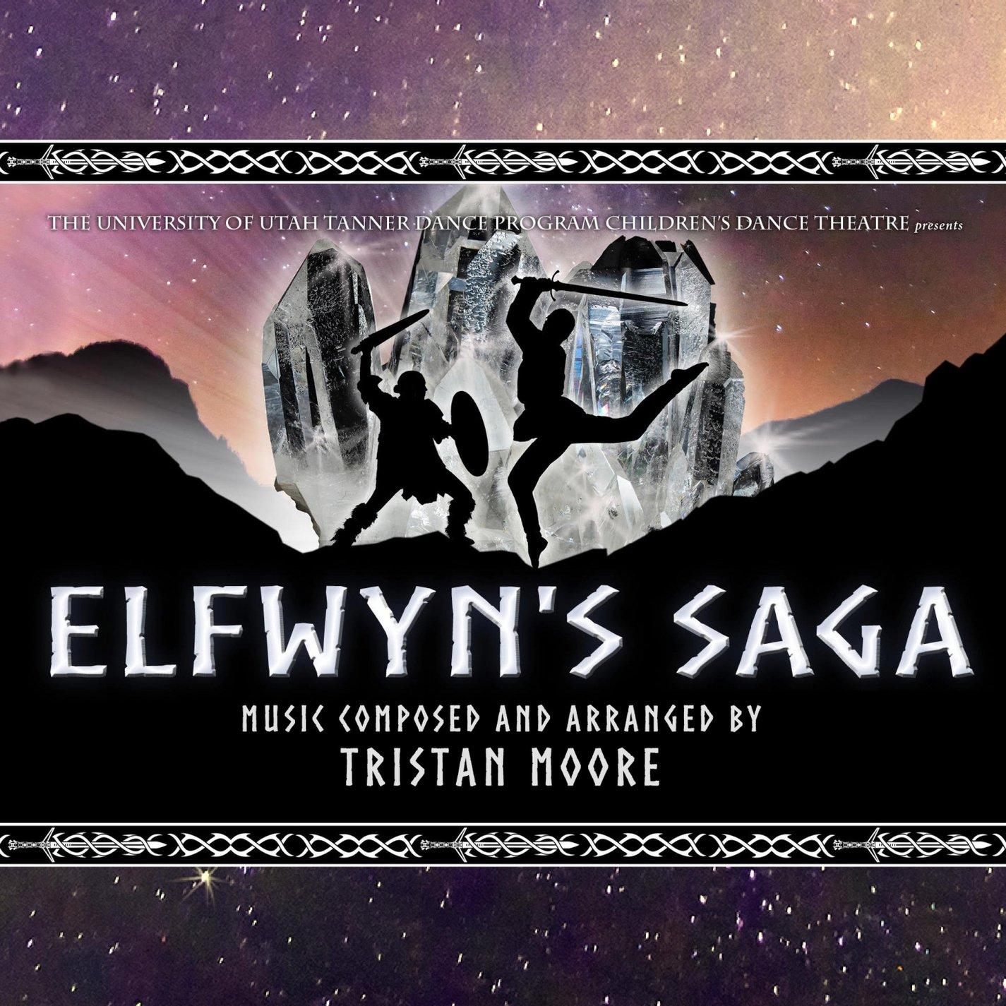Tristan Moore - Elfwyn's Saga - Amazon com Music