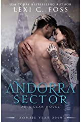 Andorra Sector: A Shifter Omegaverse Romance (X-Clan Series Book 1) Kindle Edition