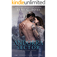 Andorra Sector: A Shifter Omegaverse Romance (X-Clan Series Book 1)