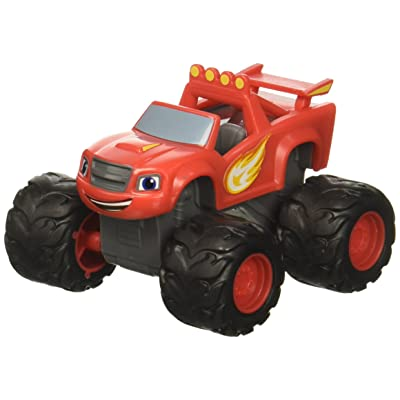 Blaze and The Monster Machines Cake Topper: Toys & Games