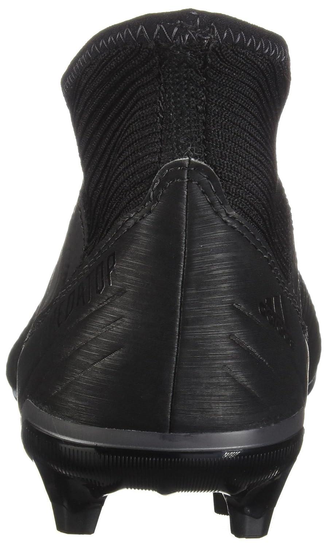 adidas Predator 18.3 FG, Chaussures de Football Homme Core Black