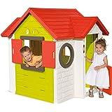 Smoby 810402 - Jeu Plein Air - Maison de Jardin - My House - 120 x 115 x 135 cm