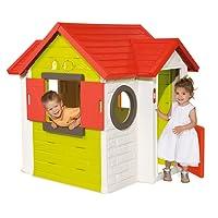 Smoby - 810402 - Jeu Plein Air - Maison de Jardin - My House - 120 x 115 x 135 cm