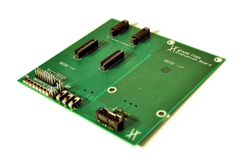 5PE qfn-48 FPGA Junta de Desarrollo EVAL y, Actel Igloo ...