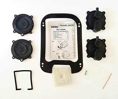 Amazon.com: secoh Sll – Series Bomba de aire Reparación ...