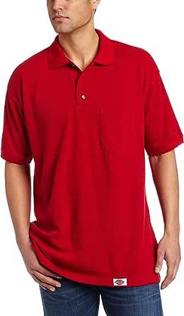 Dickies-Wendover 06220047 Black Polo Shirt
