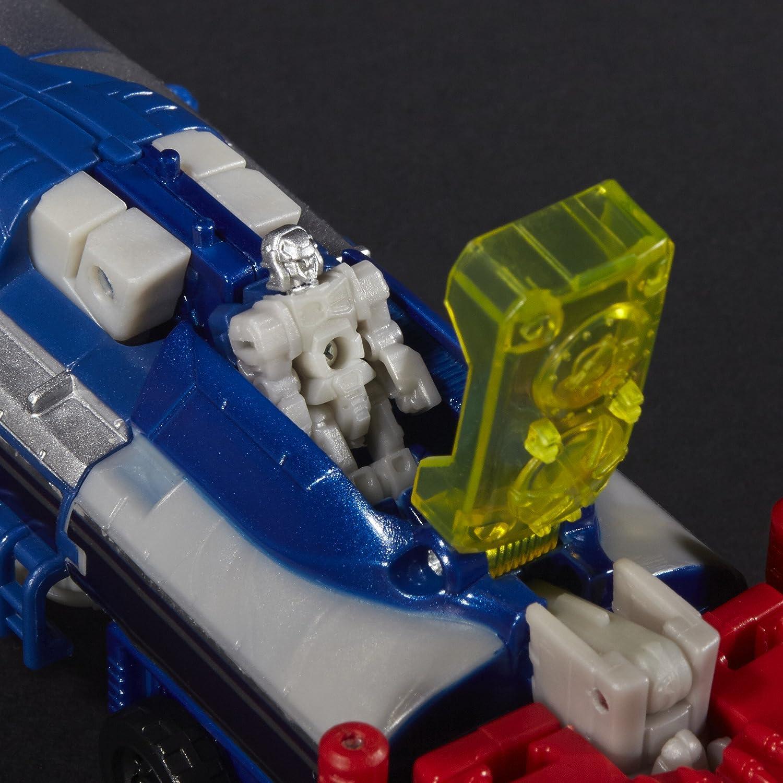 Transformers Generations Titans Return Voyager Class Optimus Prime and Diac Hasbro C0276AS0