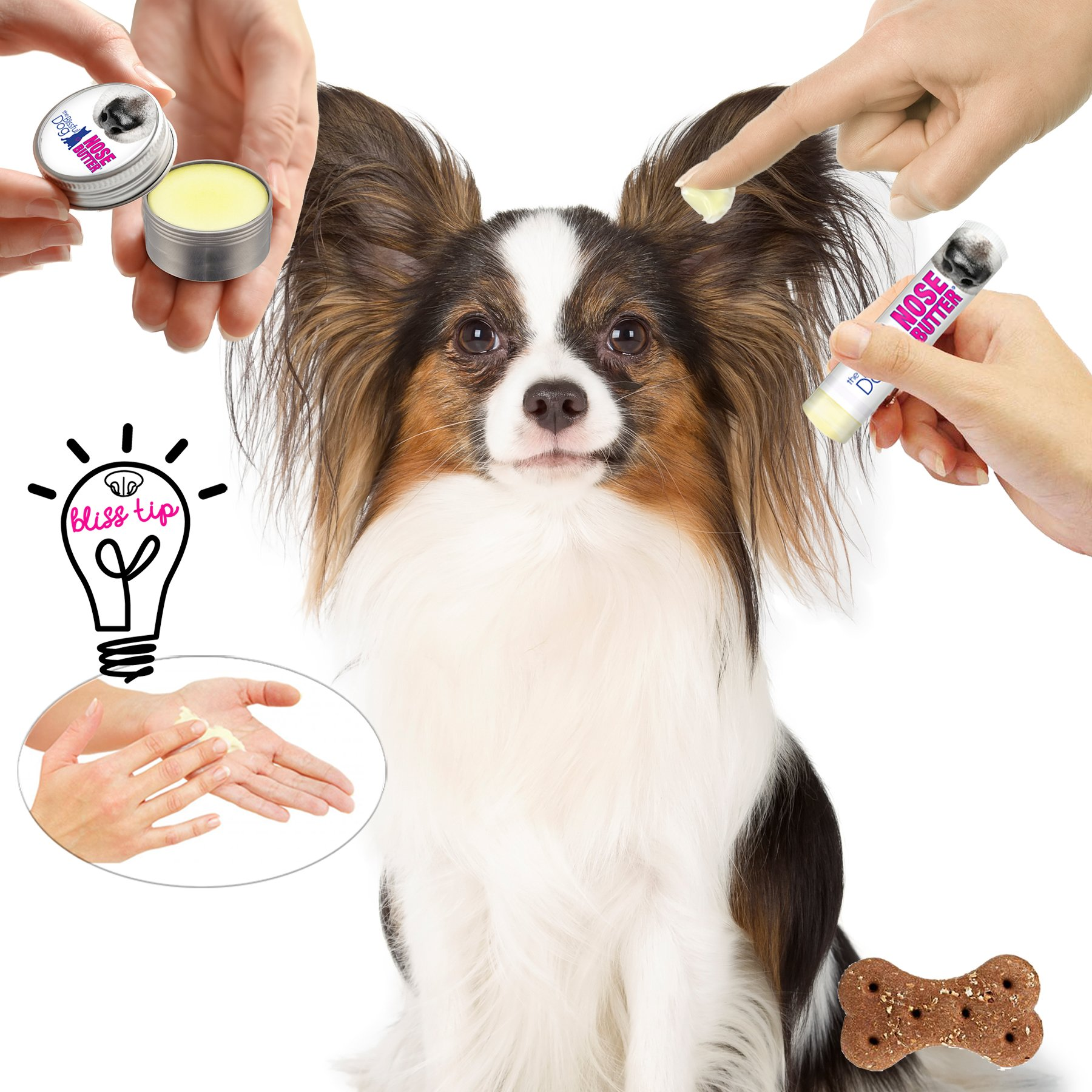 The Blissful Dog Papillon Nose Butter, 0.15-Ounce by The Blissful Dog (Image #5)