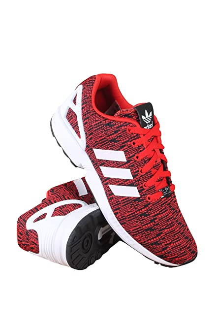 4c710983da2d9 ... denmark adidas originals mens zx flux graphic red core black footwear  white 4.5 34e1b 5f6ab