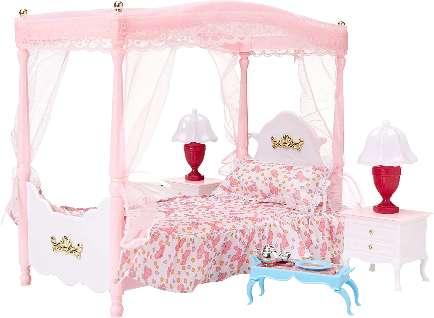 Irra Bay Dollhouse Furniture (Master Bedroom)