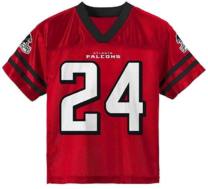 edc8da79 Amazon.com: Devonta Freeman Atlanta Falcons Red Home Player Jersey ...