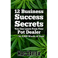 12 Business Success Secrets You Can Learn From Your Pot Dealer: In 4,000 Words or Less (English Edition)