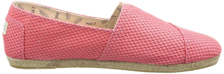 Paez Damen Original Raw-Day & (Peach) Sparks Espadrilles Pink (Peach) & 8da1b3