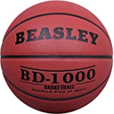 Basketball Indoor Outdoor Daping Leather Basketballs Game Ball Street Basketball with Pump, Needles, Net -- Official Size 7/29.5""