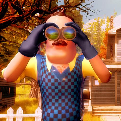Hello Scary Neighbor Spooky Game 2019