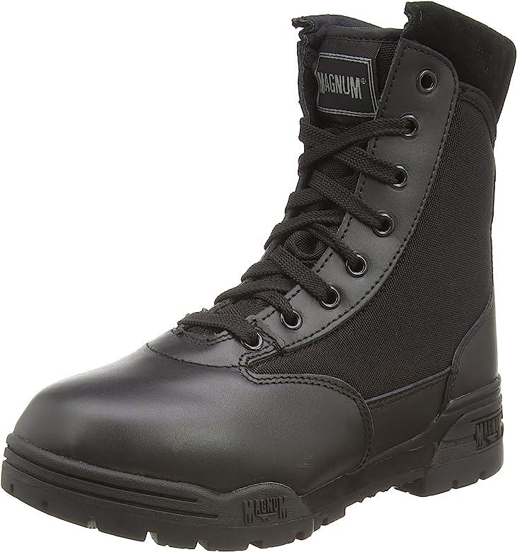 Amazon.com | Magnum Classic Boots Black
