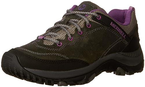 Chaussures De Mode Pour Les Femmes Merrell, États-unis, Couleur Gris, Taille 38,5 Eu
