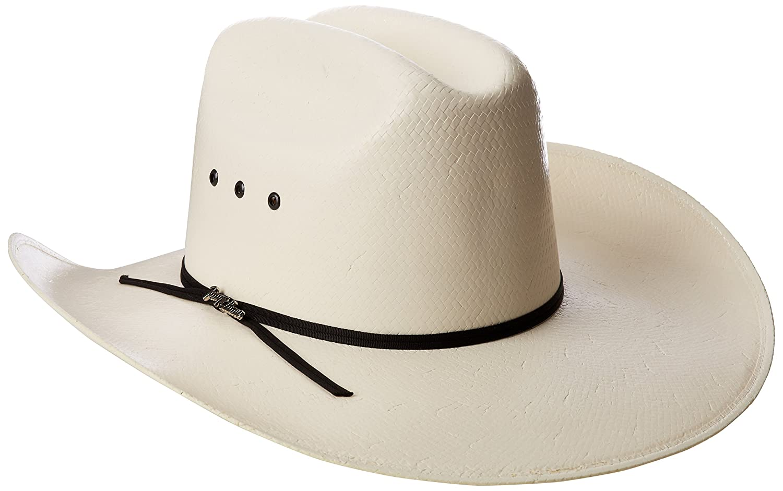 e675311460c Tony lama mens cattleman shantung straw cowboy hat at amazon mens clothing  store jpg 1500x941 Mens